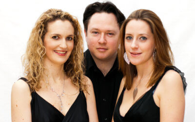 Aquinas Piano Trio : 12th October 2018