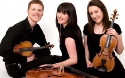 Eblana String Trio : 8th February 2019