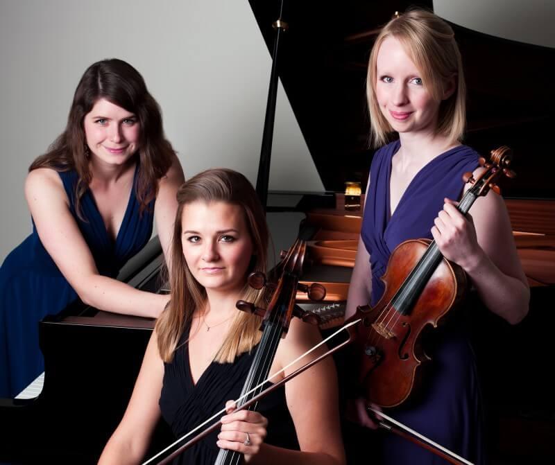 3rd April 2020 : Albany Piano Trio