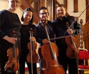 8th November 2019 : Artesian String Quartet