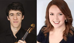 17th January 2020 : Emmanuel Bach & Jennifer Hughes