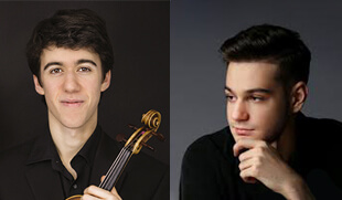 17th January 2020 : Emmanuel Bach & Victor Maslov